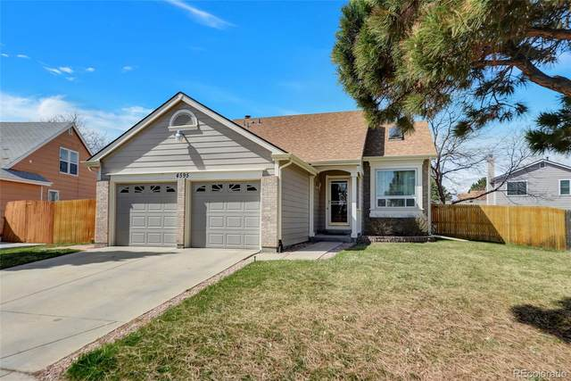 4595 Espana Way, Denver, CO 80249 (#7383108) :: The Harling Team @ HomeSmart