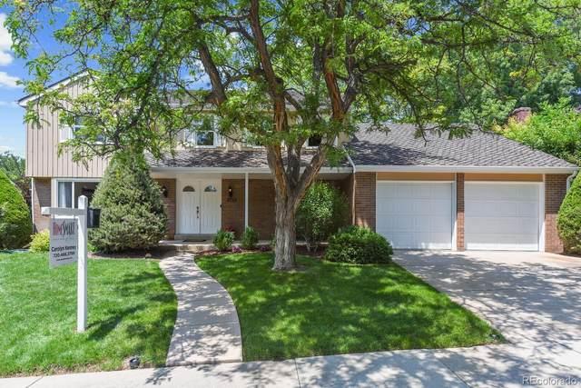 7155 S Oneida Circle, Centennial, CO 80112 (#7383186) :: Finch & Gable Real Estate Co.