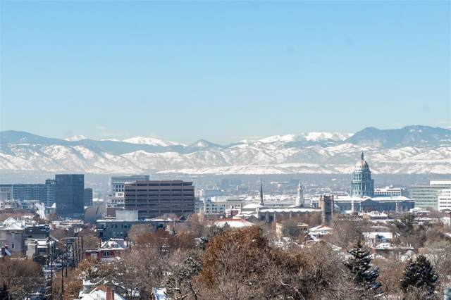 1313 N Williams Street #1104, Denver, CO 80218 (#7384225) :: The HomeSmiths Team - Keller Williams