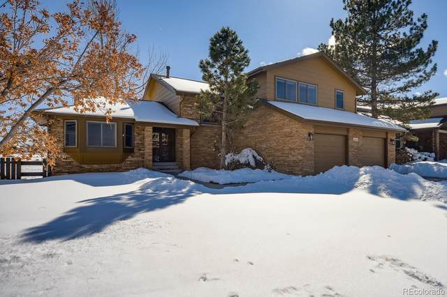 964 Shadow Mountain Drive, Highlands Ranch, CO 80126 (#7384381) :: Bring Home Denver with Keller Williams Downtown Realty LLC