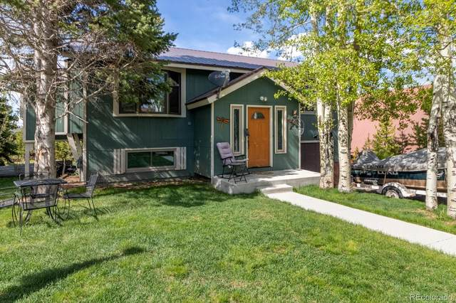 425 County Road 4980, Grand Lake, CO 80447 (#7384820) :: The DeGrood Team