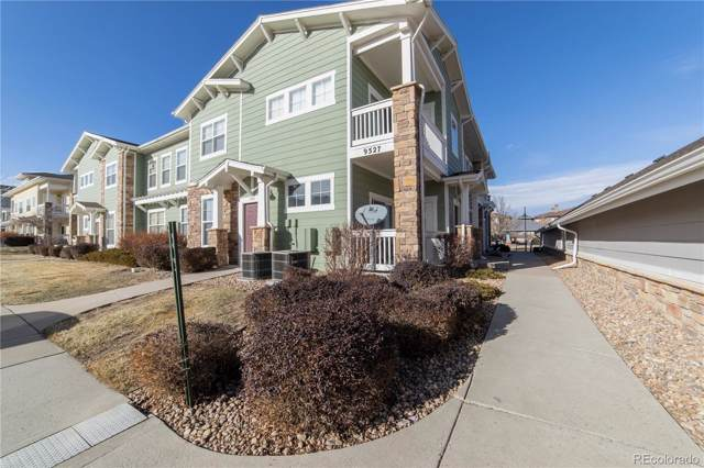 9527 Pearl Circle #201, Parker, CO 80134 (#7384894) :: The DeGrood Team