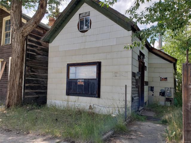 128 1/2 E 3rd Street, Leadville, CO 80461 (#7384955) :: The Peak Properties Group