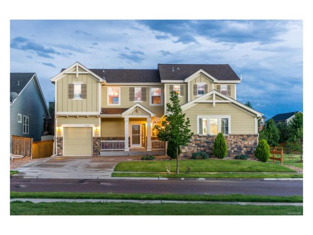 15562 Angelica Drive, Parker, CO 80134 (MLS #7385009) :: 8z Real Estate
