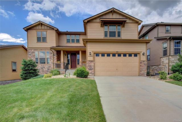 11983 S Allerton Circle, Parker, CO 80138 (#7385497) :: The HomeSmiths Team - Keller Williams