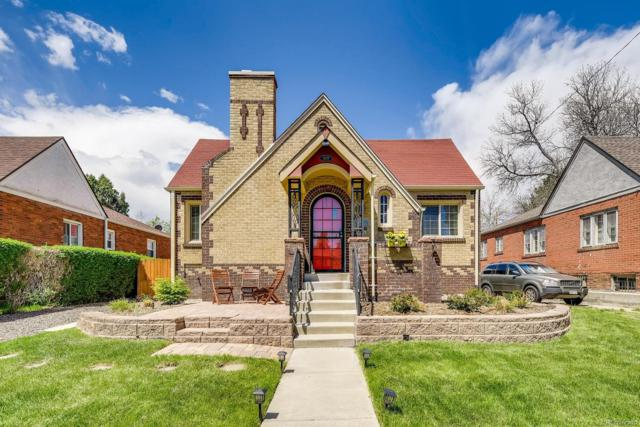 2639 Holly Street, Denver, CO 80207 (#7386257) :: House Hunters Colorado