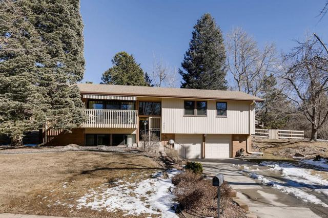 6682 S Hill Way, Littleton, CO 80120 (MLS #7386663) :: 8z Real Estate