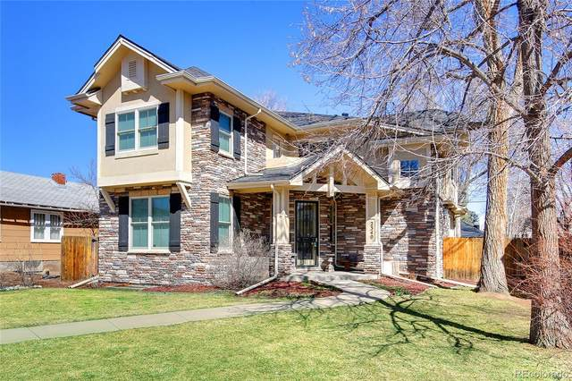 2340 S Humboldt Street, Denver, CO 80210 (#7386828) :: Bring Home Denver with Keller Williams Downtown Realty LLC