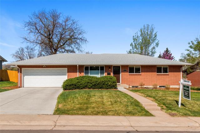 3441 S Ivy Way, Denver, CO 80222 (#7386952) :: The Pete Cook Home Group