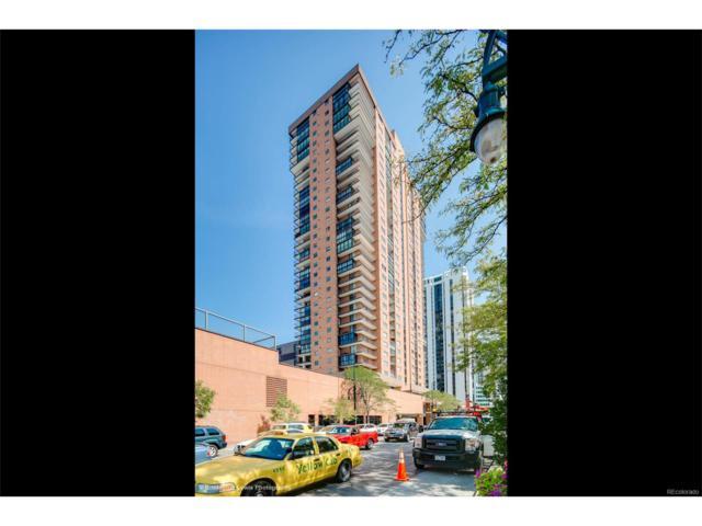 1551 Larimer Street #801, Denver, CO 80202 (MLS #7386991) :: 8z Real Estate