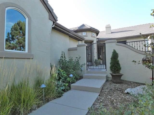 5082 Hidden Pond Place, Castle Pines, CO 80108 (MLS #7387208) :: 8z Real Estate
