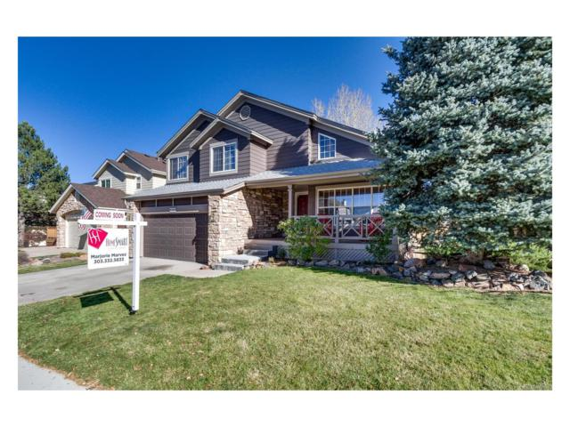 9158 Sugarstone Circle, Highlands Ranch, CO 80130 (#7387227) :: The Sold By Simmons Team