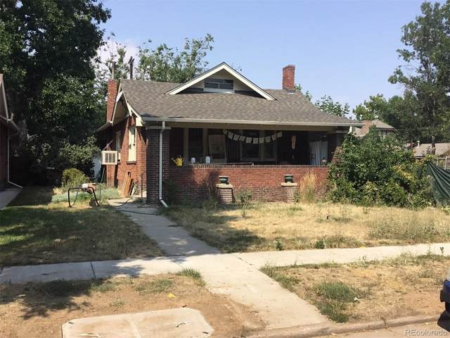 907 S York Street, Denver, CO 80209 (MLS #7387357) :: 8z Real Estate