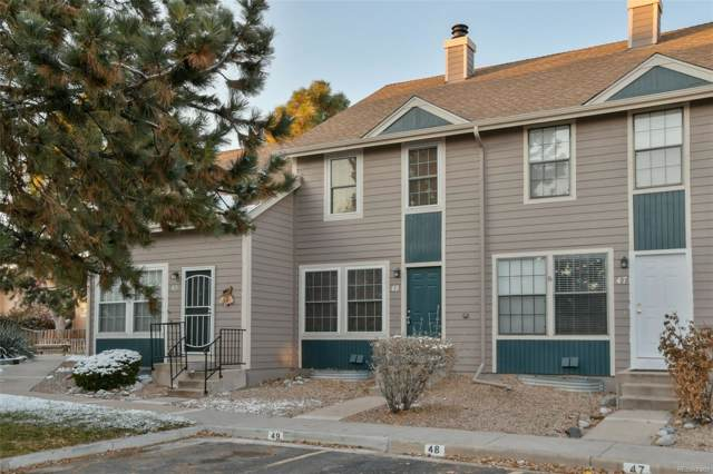 11590 Community Center Drive #48, Northglenn, CO 80233 (#7387660) :: HergGroup Denver