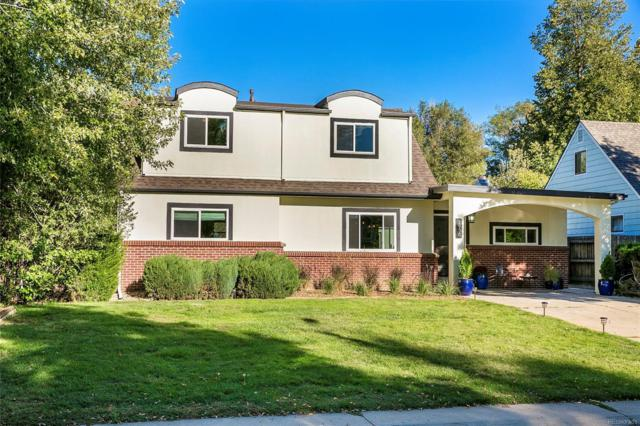 2930 S Gilpin Street, Denver, CO 80210 (MLS #7388064) :: 8z Real Estate