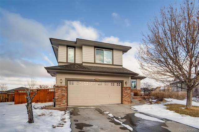 4362 Oakes Mill Court, Castle Rock, CO 80109 (#7388198) :: The Harling Team @ Homesmart Realty Group