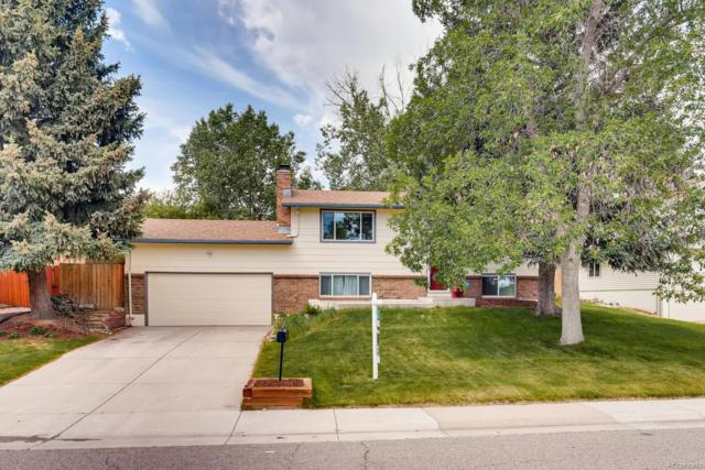 7461 S Webster Street, Littleton, CO 80128 (#7388675) :: The Galo Garrido Group