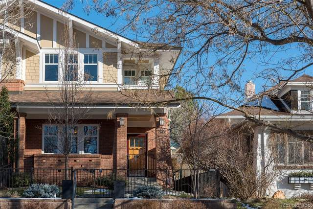 980 S Ogden Street, Denver, CO 80209 (#7388805) :: Venterra Real Estate LLC