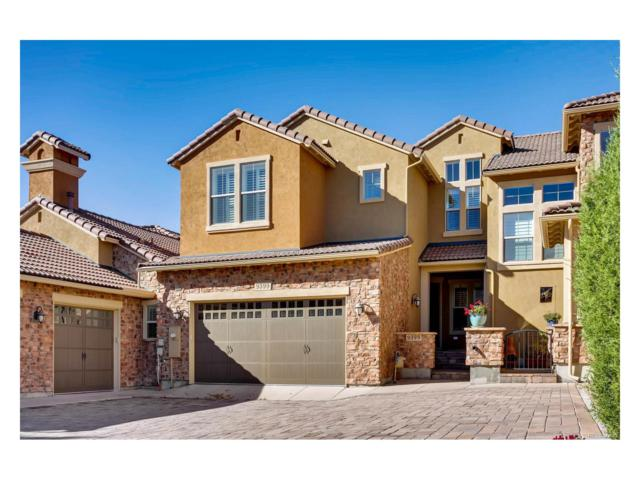 9399 Viaggio Way, Highlands Ranch, CO 80126 (#7388829) :: The Dixon Group