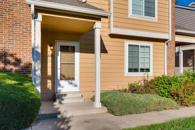 836 Summer Drive #3, Highlands Ranch, CO 80126 (#7389159) :: The Heyl Group at Keller Williams