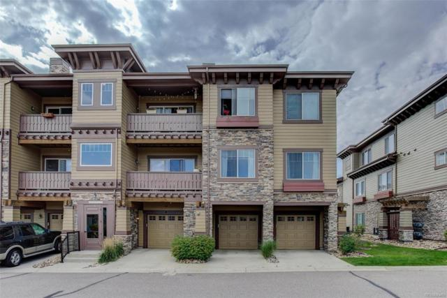 16650 Las Ramblas Lane M, Parker, CO 80134 (#7389170) :: Colorado Home Finder Realty