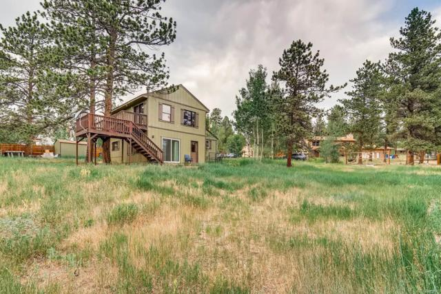 108 Fitzsimmons Road, Bailey, CO 80421 (#7389358) :: The Peak Properties Group
