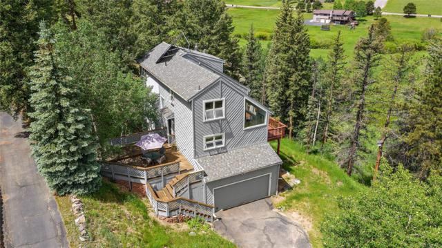 7723 Red Fox Drive, Evergreen, CO 80439 (MLS #7389922) :: 8z Real Estate