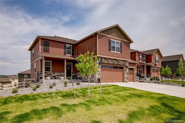 5972 High Timber Circle, Castle Rock, CO 80104 (#7389988) :: Kimberly Austin Properties
