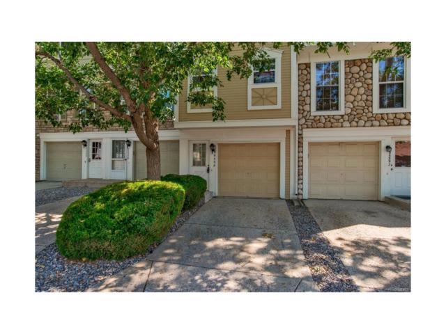 9559 W Coal Mine Avenue H, Littleton, CO 80123 (MLS #7390108) :: 8z Real Estate