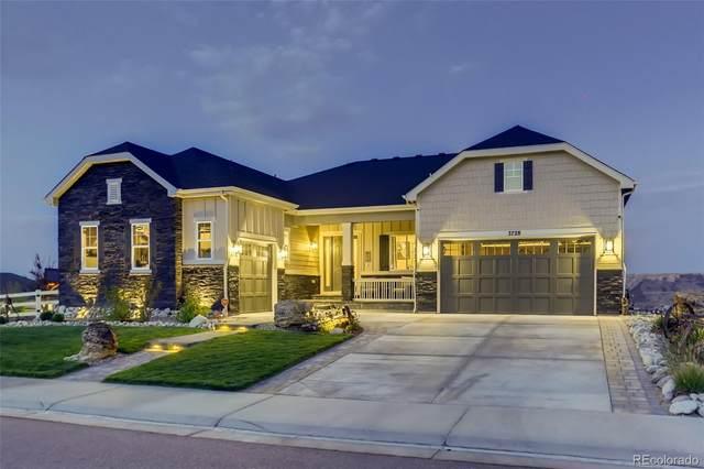 3728 Old Oaks Street, Castle Rock, CO 80104 (MLS #7390229) :: 8z Real Estate