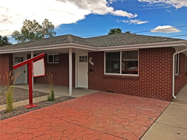 4421-4423 W Tennessee Avenue, Denver, CO 80219 (MLS #7390547) :: 8z Real Estate