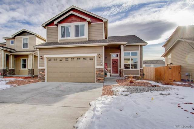 11238 Scenic Brush Drive, Peyton, CO 80831 (#7390659) :: The Dixon Group