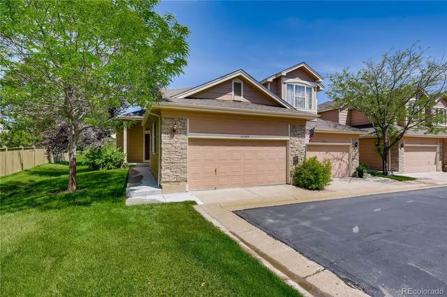 10389 W Rockland Place, Littleton, CO 80127 (#7390805) :: The DeGrood Team