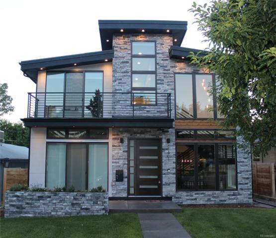 1401 S Garfield Street, Denver, CO 80210 (MLS #7390993) :: 8z Real Estate