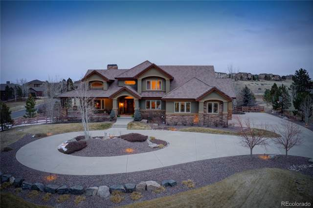 5124 Starry Sky Way, Parker, CO 80134 (#7391211) :: The DeGrood Team