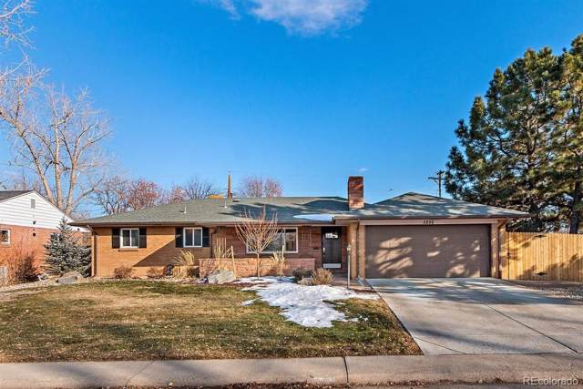 5896 S Delaware Street, Littleton, CO 80120 (MLS #7391789) :: 8z Real Estate