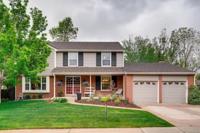 5428 S Iris Street, Littleton, CO 80123 (MLS #7391918) :: 8z Real Estate