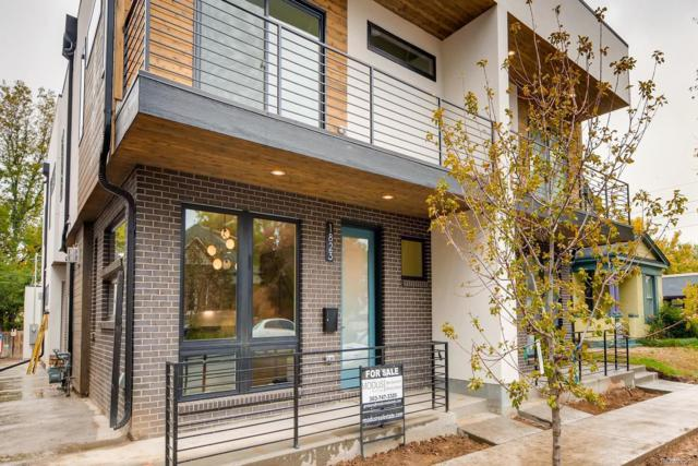 1831 S Pearl Street #1, Denver, CO 80210 (#7392394) :: My Home Team