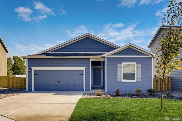 405 Evans Avenue, Keenesburg, CO 80643 (#7392789) :: Mile High Luxury Real Estate