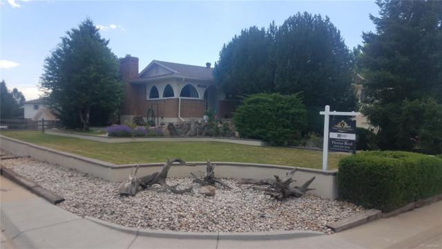 7720 S Kendall Boulevard, Littleton, CO 80128 (#7393073) :: The HomeSmiths Team - Keller Williams