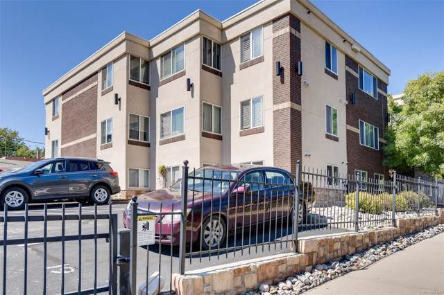 2345 Clay Street #207, Denver, CO 80211 (#7393354) :: Arnie Stein Team | RE/MAX Masters Millennium