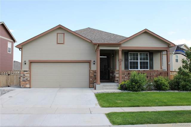 502 Hermosa Street, Lochbuie, CO 80603 (#7393638) :: The DeGrood Team
