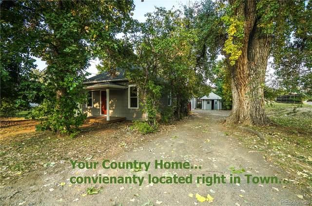 4848 Dover Street, Arvada, CO 80002 (MLS #7393673) :: 8z Real Estate
