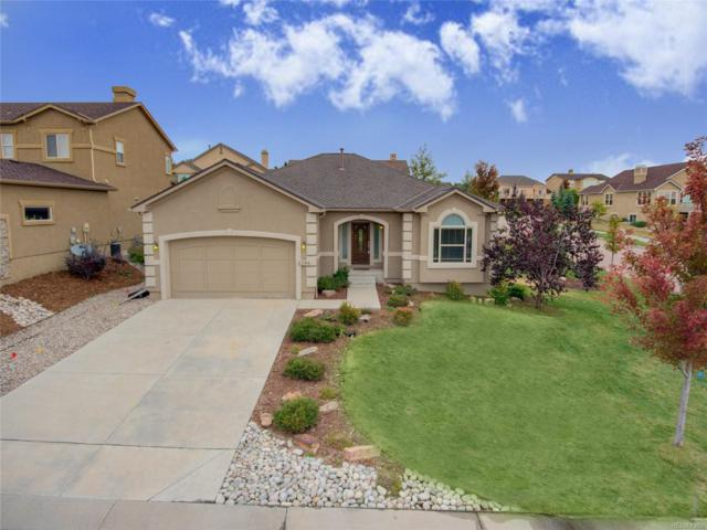 2384 Cinnabar Road, Colorado Springs, CO 80921 (MLS #7393870) :: Bliss Realty Group