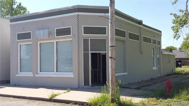 390 W Front Street, Byers, CO 80103 (MLS #7394202) :: 8z Real Estate