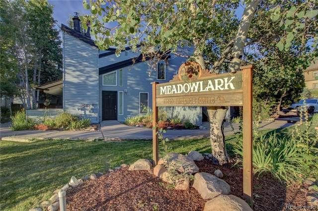 3020 Village Drive #411, Steamboat Springs, CO 80487 (#7394217) :: Mile High Luxury Real Estate