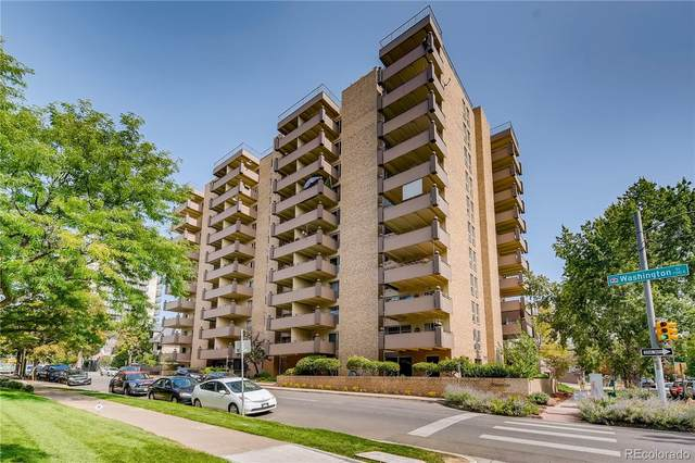700 Washington Street #307, Denver, CO 80203 (MLS #7394833) :: Neuhaus Real Estate, Inc.