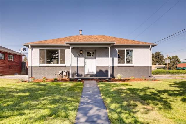 3695 Kearney Street, Denver, CO 80207 (#7395036) :: The HomeSmiths Team - Keller Williams