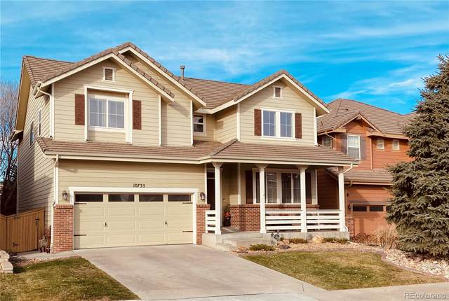 10735 Wynspire Road, Highlands Ranch, CO 80130 (#7395152) :: The DeGrood Team