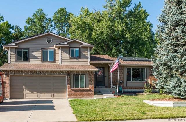 9750 W Wagon Trail Drive, Denver, CO 80123 (#7395568) :: The Colorado Foothills Team | Berkshire Hathaway Elevated Living Real Estate
